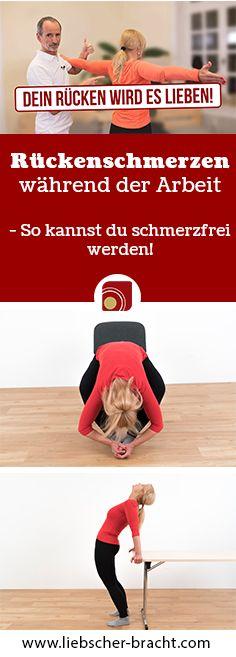 Befreie dich von deinen Schmerzen im unteren Rücken! – Liebscher & Bracht | Die Schmerzspezialisten