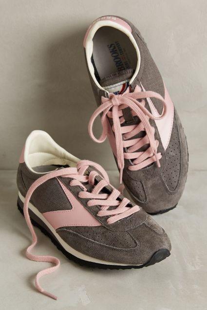 Brooks Winter Vanguard Sneakers #anthrofave