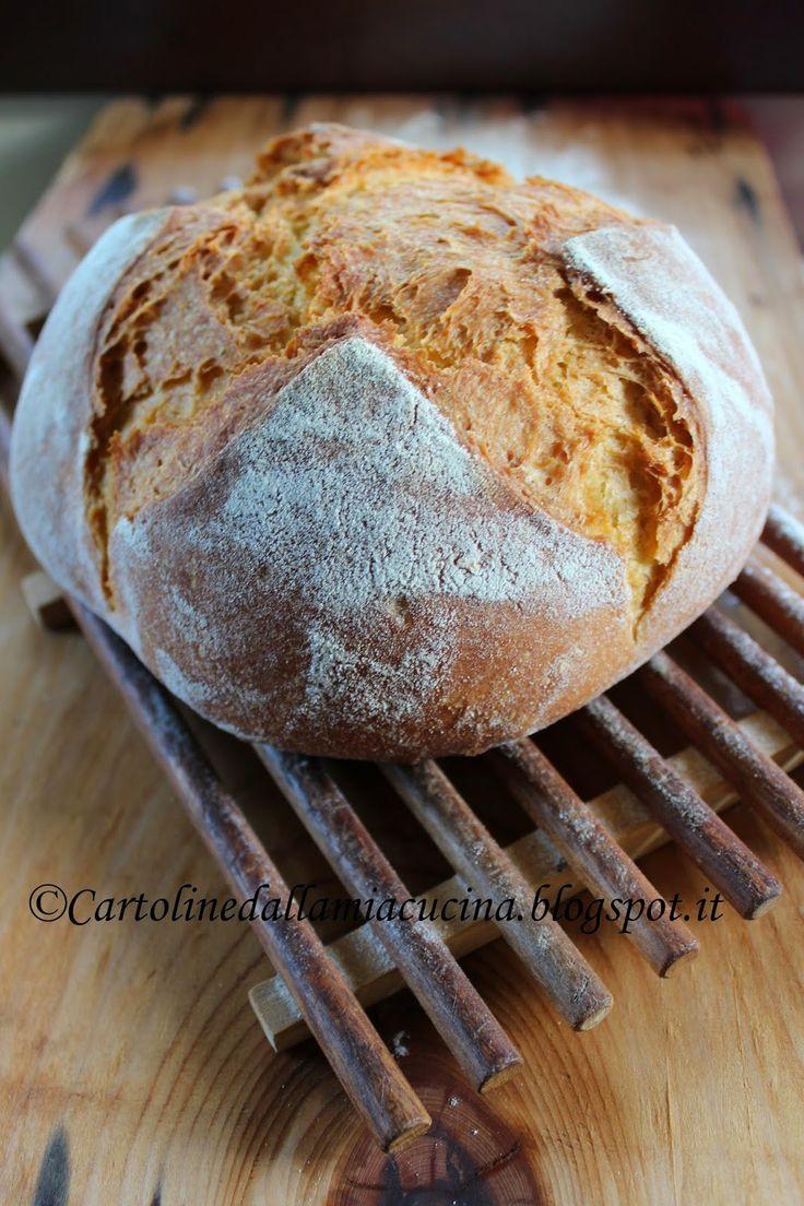 Cartoline dalla mia Cucina: Pane di Kamut