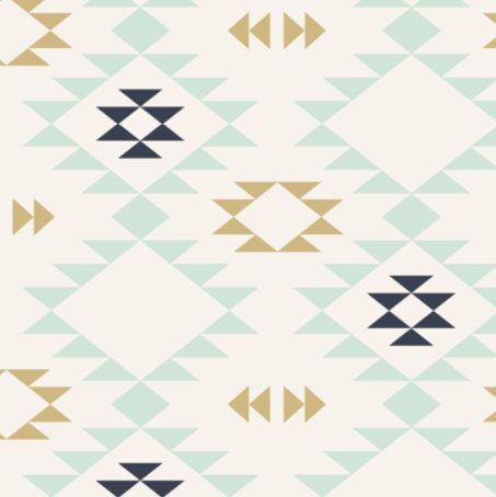 Southwestern Fabric - Off White Mint Gold Custom Fabric By Kimsa - Southwestern Tribal Boho Cotton Fabric by the yard with Spoonflower by Spoonflower on Etsy https://www.etsy.com/listing/294579129/southwestern-fabric-off-white-mint-gold