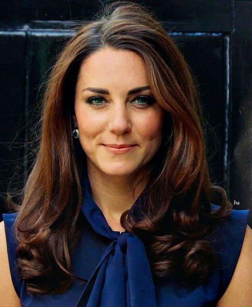 Catherine, Duchess of Cambridge, aka Kate Middleton.