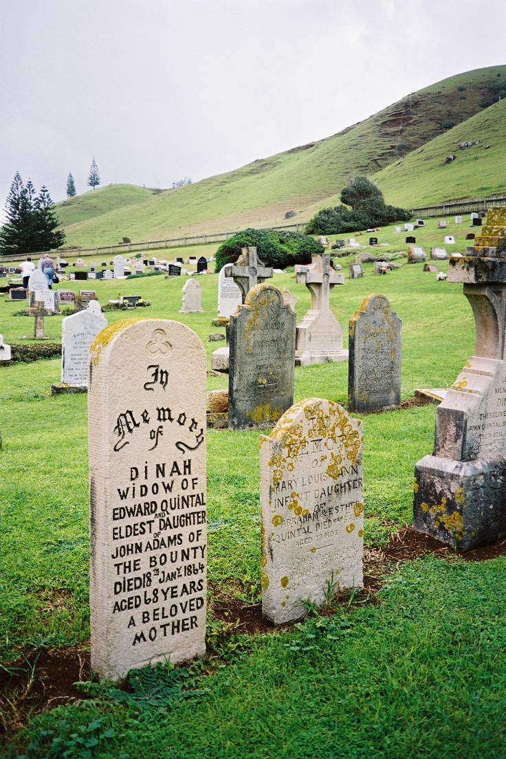 Australia: Australia Convict Sites (Norfolk Island)