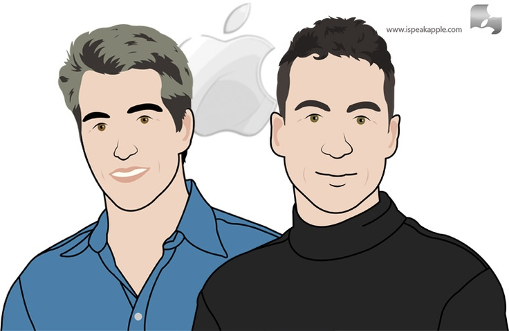 Stock Worth 50 Million dollars Award to Craig Federighi and Dan Riccio    Recent promotions announced that Craig Federighi and Dan Riccio joining the executive ranks at Apple. There is better news for the two Apple employees as they have been award restricted stock 75,000 units of Apple, at todays price equals roughly 50 Million dollars.  Article by iSpeak Apple