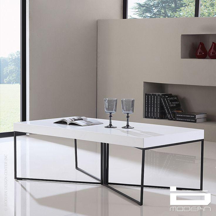 "B-Modern Mixer 47"" Coffee Table | LoftModern"