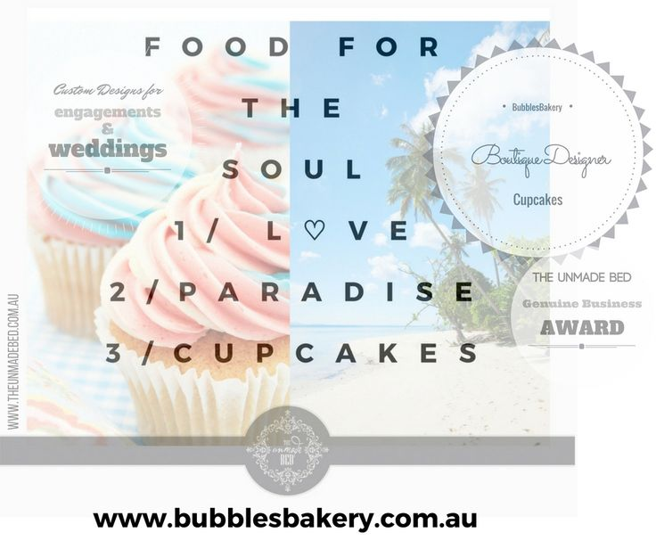 Bubbles Bakery Wedding & Engagement Functions - The Unmade Bed