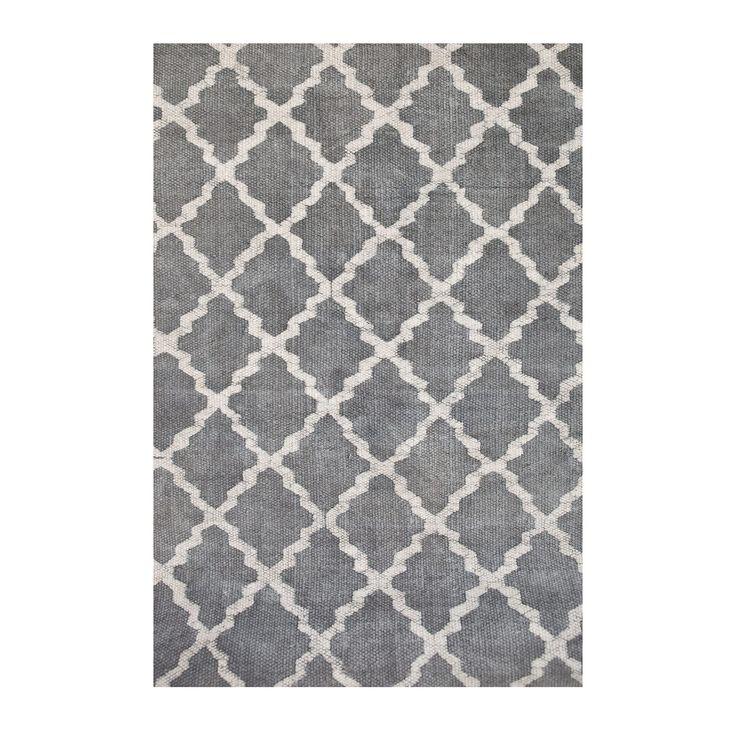 Stonewashed matto merkiltä Tell Me More. Fantastinen ja tyylikäs matto luonteella. Valmist...