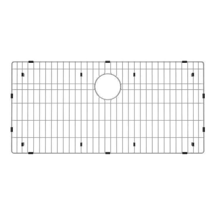 27 in. x 16 in. Stainless Steel Kitchen Sink Bottom Grid