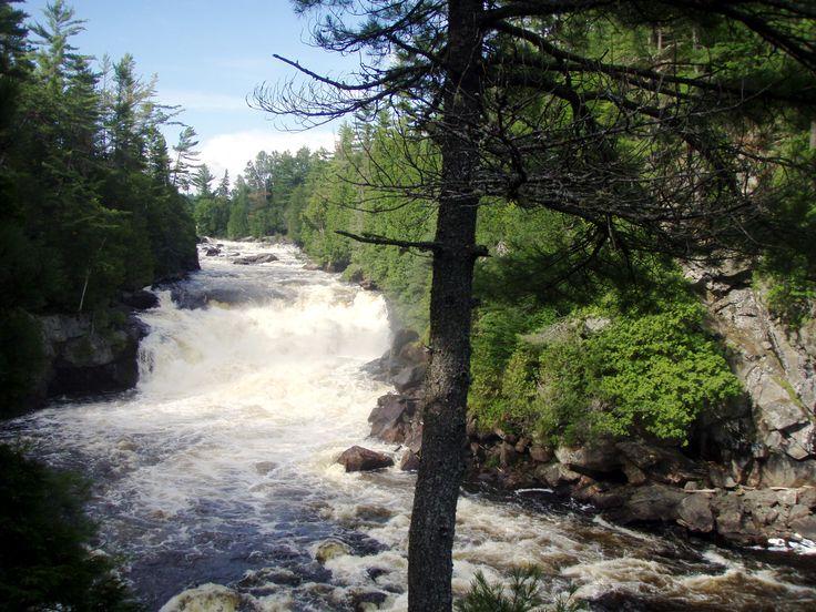 Canot Camping Rivière Dumoine