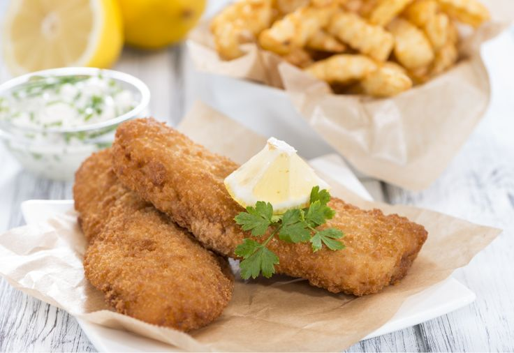 #Receta #Fish and #chips #jamieOliver