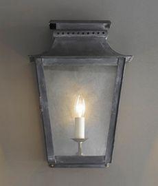 Zeus Wall Lantern, Medium