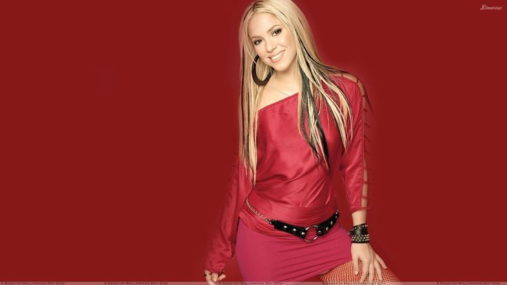 best Shakira images on Pinterest