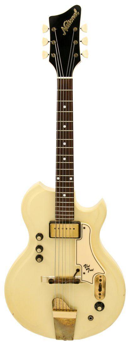 National Electric Guitar | 1958 Val Trol Junior | Rainbow Guitars