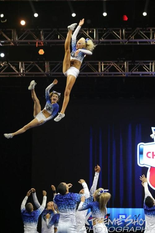 cheer athletics cheetahs