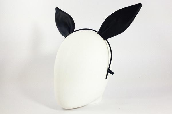 Headband - Piera With Love Bunny-Ears Hairband