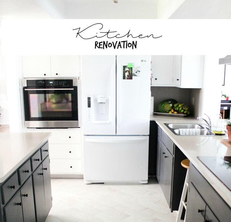 Home renovation for a minimalist kitchen
