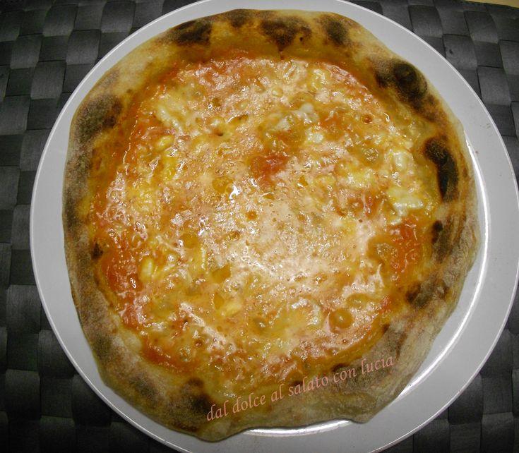 Pizza al piatto con lievito madre per fornetto Ferrari Pizza Express | Dal dolce al salato con Lucia