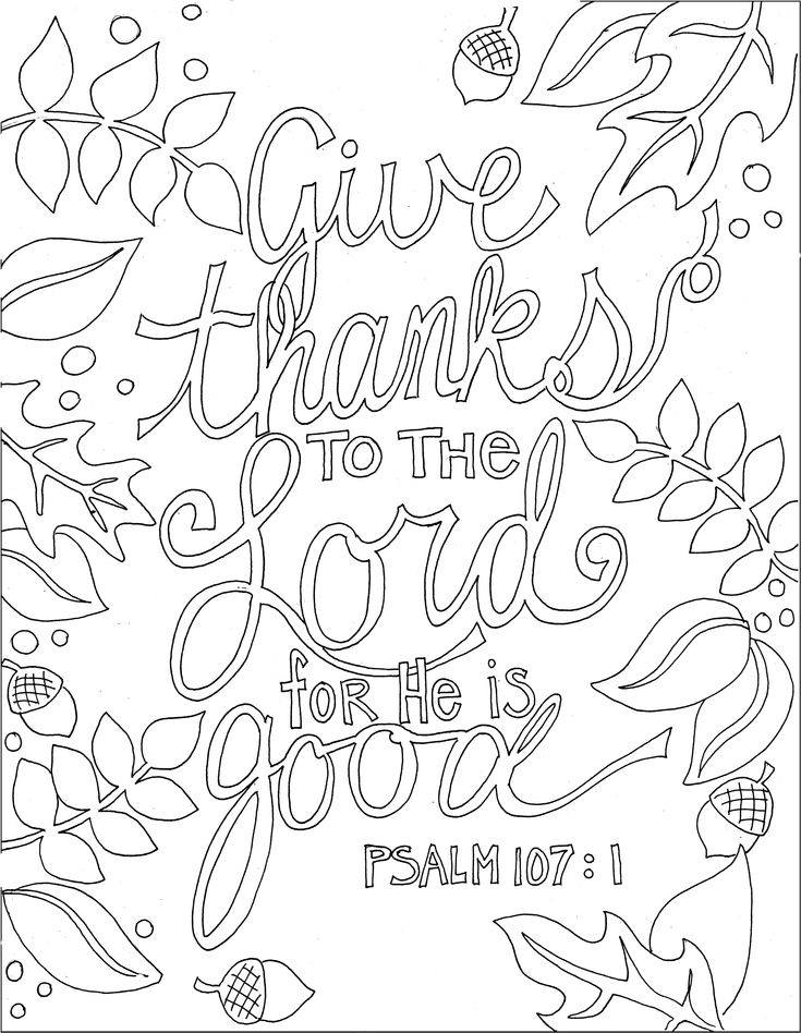christian coloring pages with verses - photo #11