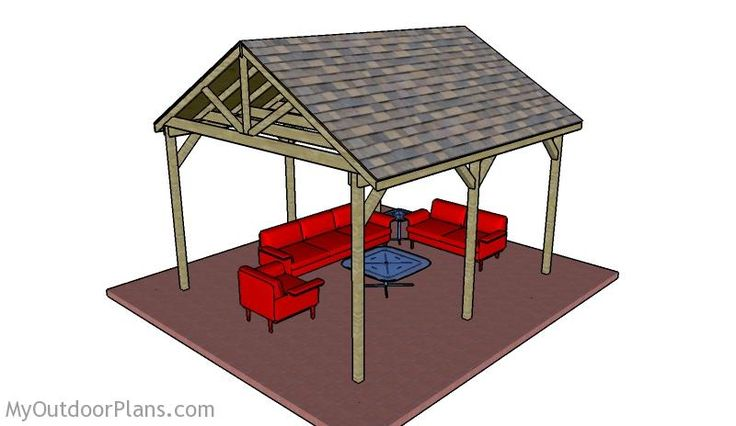 Best 25 Backyard Pavilion Ideas On Pinterest Backyard