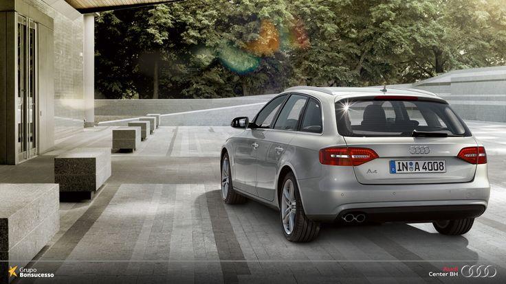Superar expectativas é um desafio simples para um carro tão completo quanto o Audi A4 Sedan.   #Audi #AudiLovers #Love #AudiAutomovel #AudiCenterBH #Car #AudicenterBH #Auto