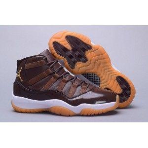 2016 Air Jordan 11 Brown Gum mens basketball shoes 11s retros jordans