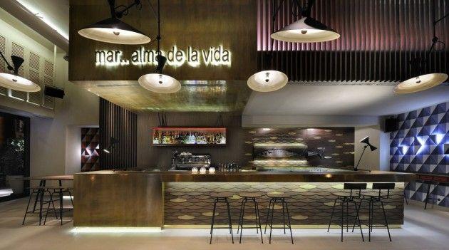 013 - café bar  Thessaloniki  by Minas Kosmidis