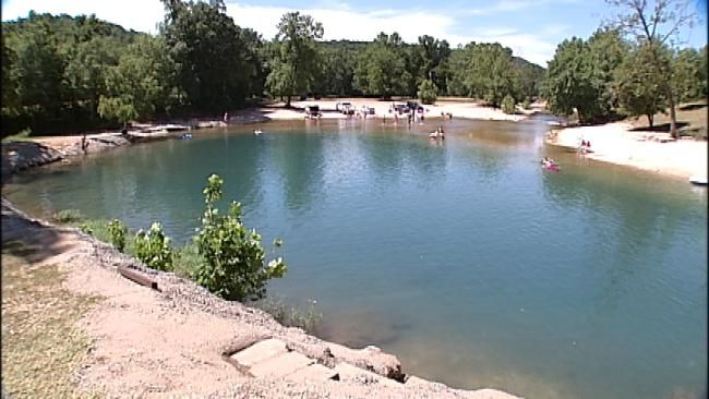 Oklahoma's Own: Cool Off At The Blue Hole - NewsOn6.com - Tulsa, OK - News, Weather, Video and Sports - KOTV.com |