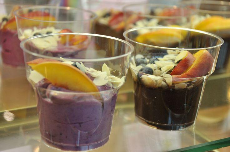Delicioase budinci cu fructe te asteapta doar la Sante Dulce Raw Vegan