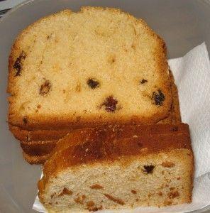 Biskupský bílkový chlebíček