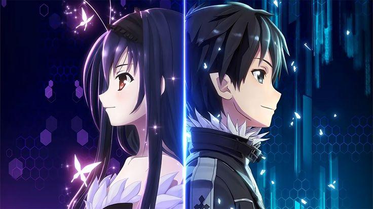 Accel World vs Sword Art Online: Millennium Twilight - Album on Imgur