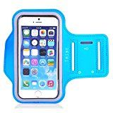 "+ FREE Screen Protector, Premium Tribe Running iPhone 6S | 6 (4.7"") Sports Armband 