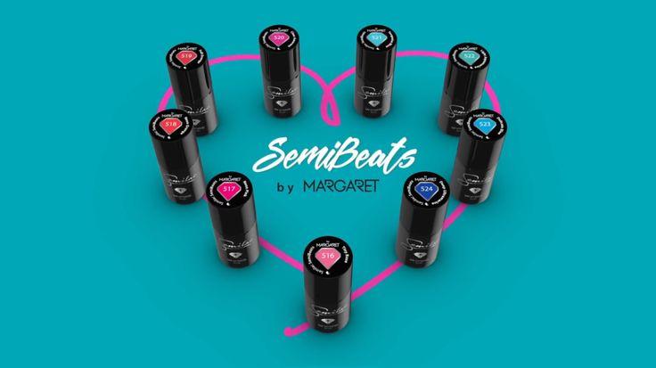 Widziałyście już filmik Semilac nowej kolekcji SEMIBEATS od Margaret jak wrażenia? ♥️♥️♥️💅💅💅#semilac #semigirls #semilacnails https://youtu.be/geOd-smKwk4