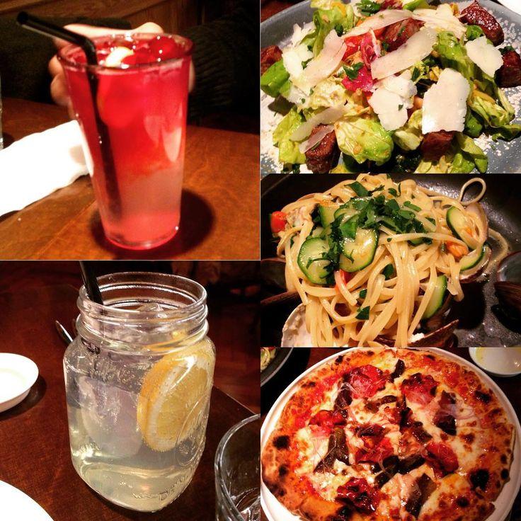 Mangia bene, ridi spesso, ama molto  #italian #food #italianfood #italiancuisine #pasta #linguine #pizza #flatpizza #salad #steaksalad #vongole #eggplantpizza #gintonic #cocktail #ade #cherryade #fancymeal #europeanstyle #italiano #foodstagram #foodporn #latergram http://w3food.com/ipost/1506725198865633874/?code=BTo9pXchBJS