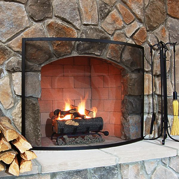 118 best Fireplace Screens images on Pinterest | Fireplace ...