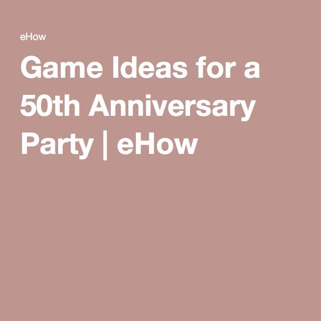1000 Ideas About Anniversary Games On Pinterest