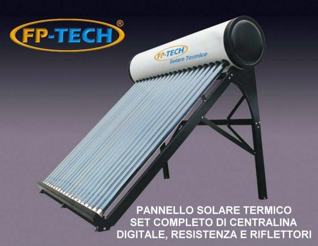 #Pannelli #Solari #Termici per la produzione di acqua Calda. Trasforma l'energia del sole in #energia termica e ottieni energia gratuitamente preservando l'ambiente.