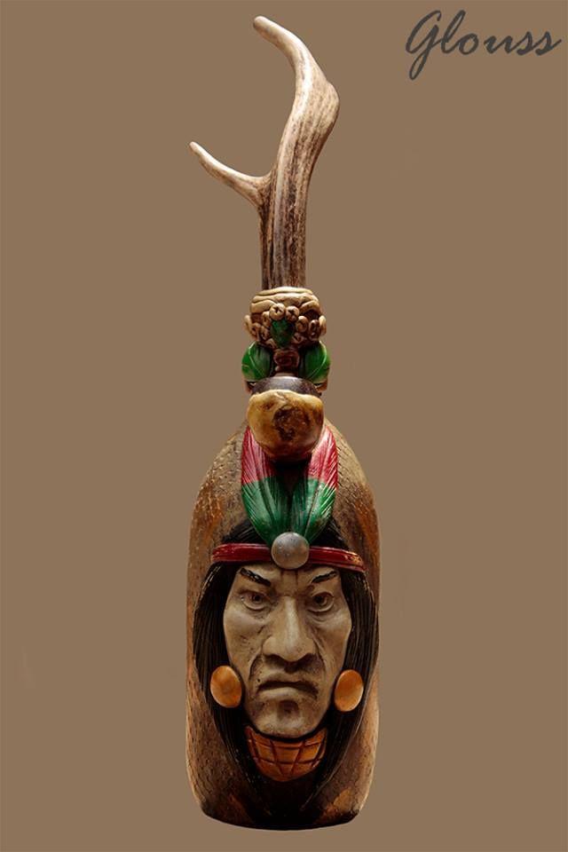 271 best decoraci n de botellas images on pinterest - Decoracion de botellas ...