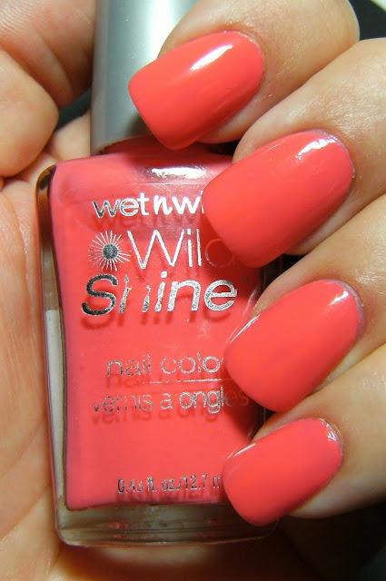 Wet n Wild Wild Shine - Blazed