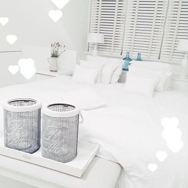25 beste idee n over romantische slaapkamers op pinterest romantisch slaapkamer decor en - Romantische witte bed ...