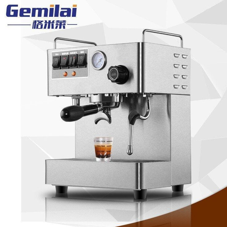 Aldxc7 Crm3012 Italian Semi Automatic Coffee Machine Home Commercial Pump Pressure Stainless Steel Coffee Machine Steam Net Automaticcoff Automatic Coffee Machine Coffee Machine Cheap Coffee Maker