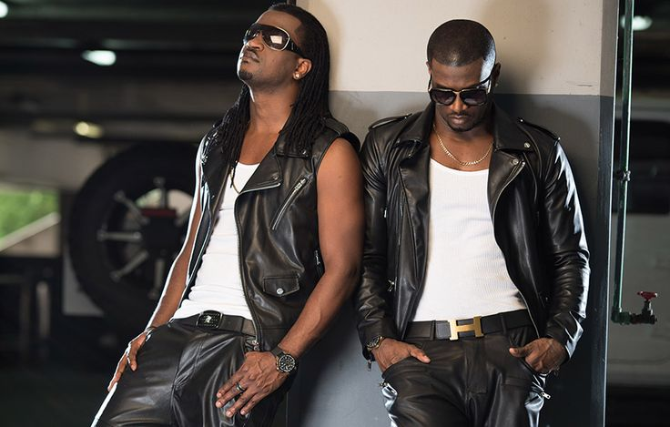 The recently reunited award winning pop duo, Peter and Paul Okoye aka P-Square shared behind the scenes photos for their new video for the single track Bank Alert directed by Clarence Peters.Following the recent public apology to fans by Peter Okoye and the announcement of reconciliation ...