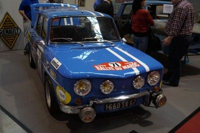 Renault 8 Gordino Baujahr 1967