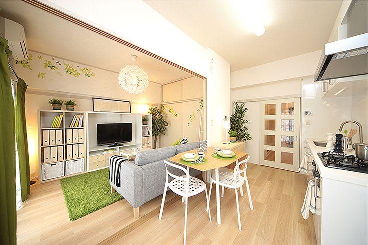モデルルームの一例 団地インテリア Interior Of Japanese Apartment Complex