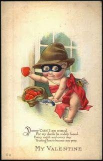 527 best Vintage Valentines images on Pinterest  Bath Black and