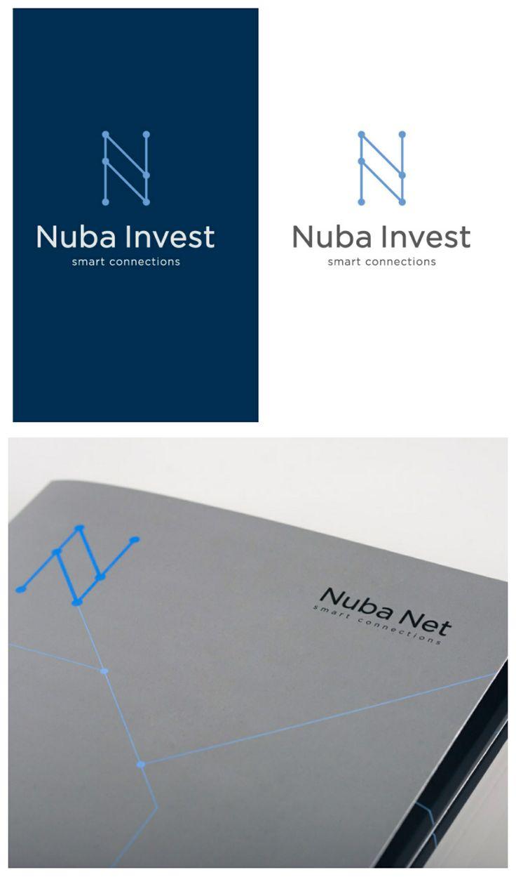 Nuba Invest, logo design.. http://www.cobaassociates.com/portfolio/nuba-invest.htm