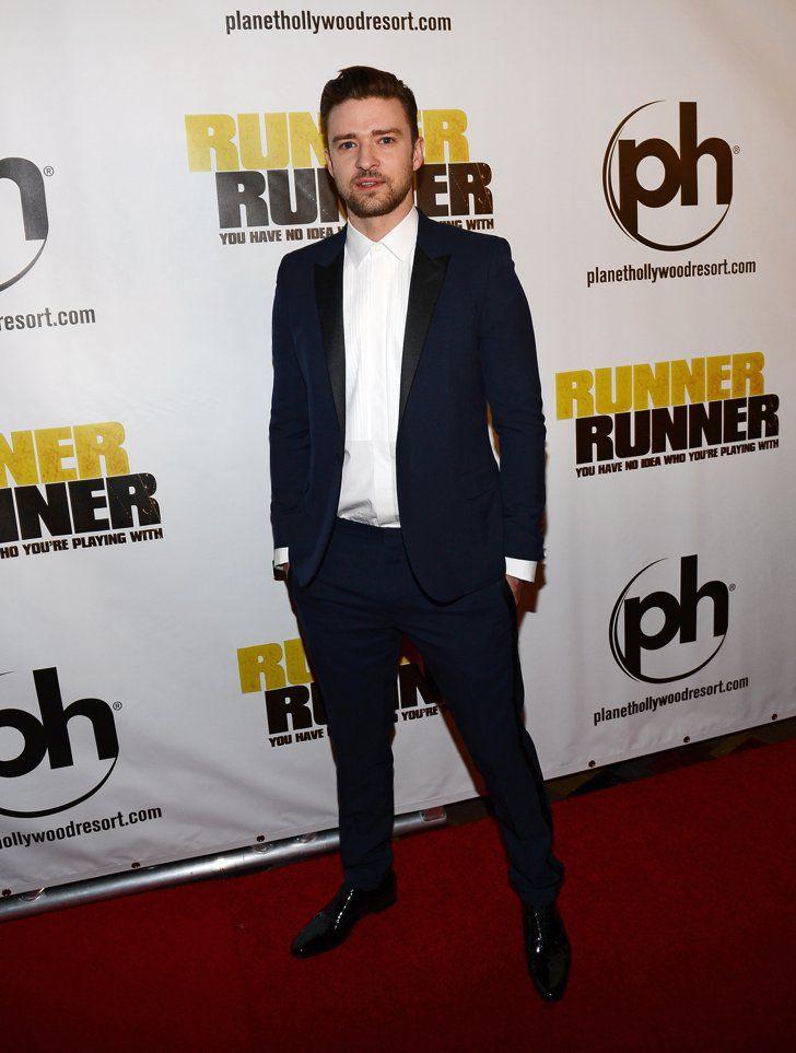Pin for Later: Quelle Est la Taille de Vos Célébrités Préférées? Justin Timberlake = 1m85