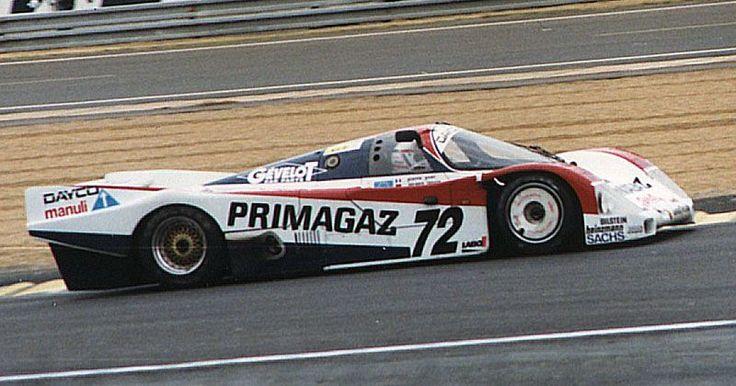 1989 Porsche 962 C Porsche (5.096 cc.) (T) Jürgen Lässig Pierre Yver Paul…