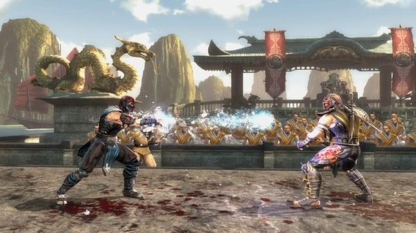 Mortal Kombat Komplete Edition en Steam