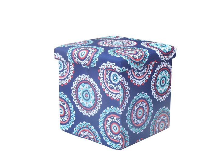 Need Storage And An Extra Seat The Collapsible Ottoman Is The Perfect Addition To Any College Lifedorm Roomguest