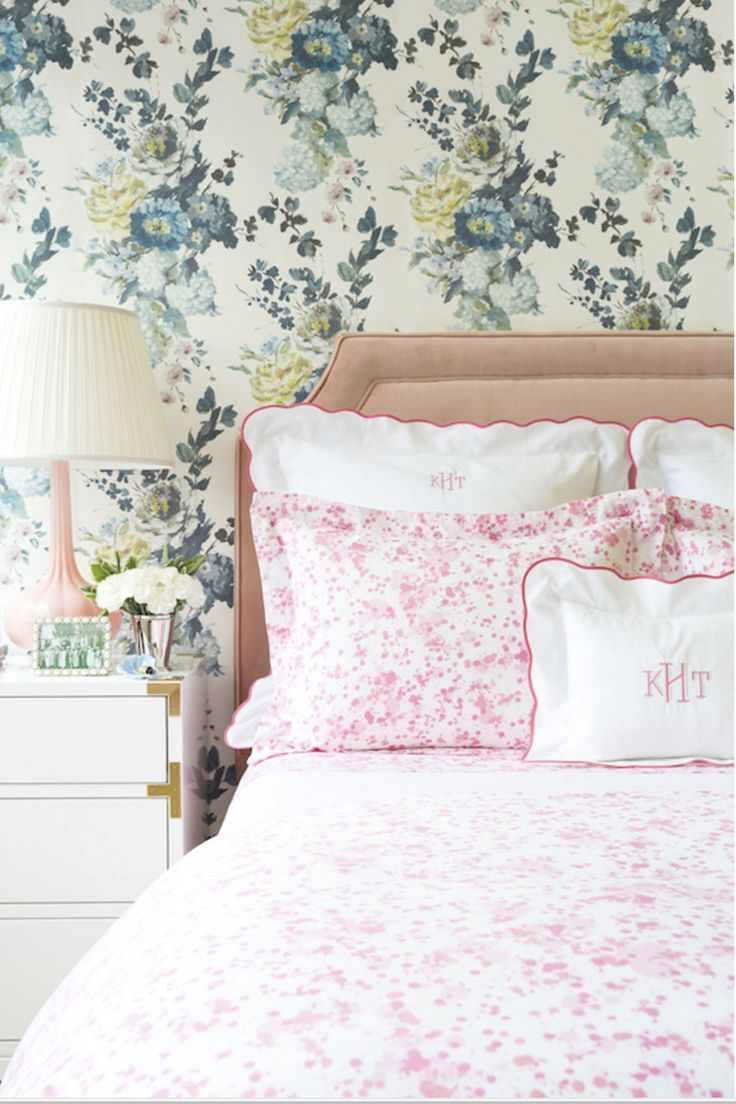 Beautiful bedding-Petal Pink 2017...is pretty..
