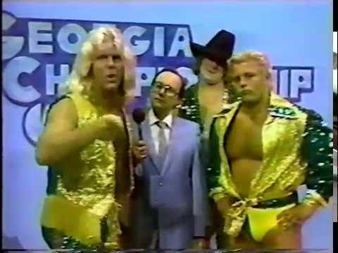 GCW September 27, 1980 (The DEBUT Of The Fabulous Freebirds)